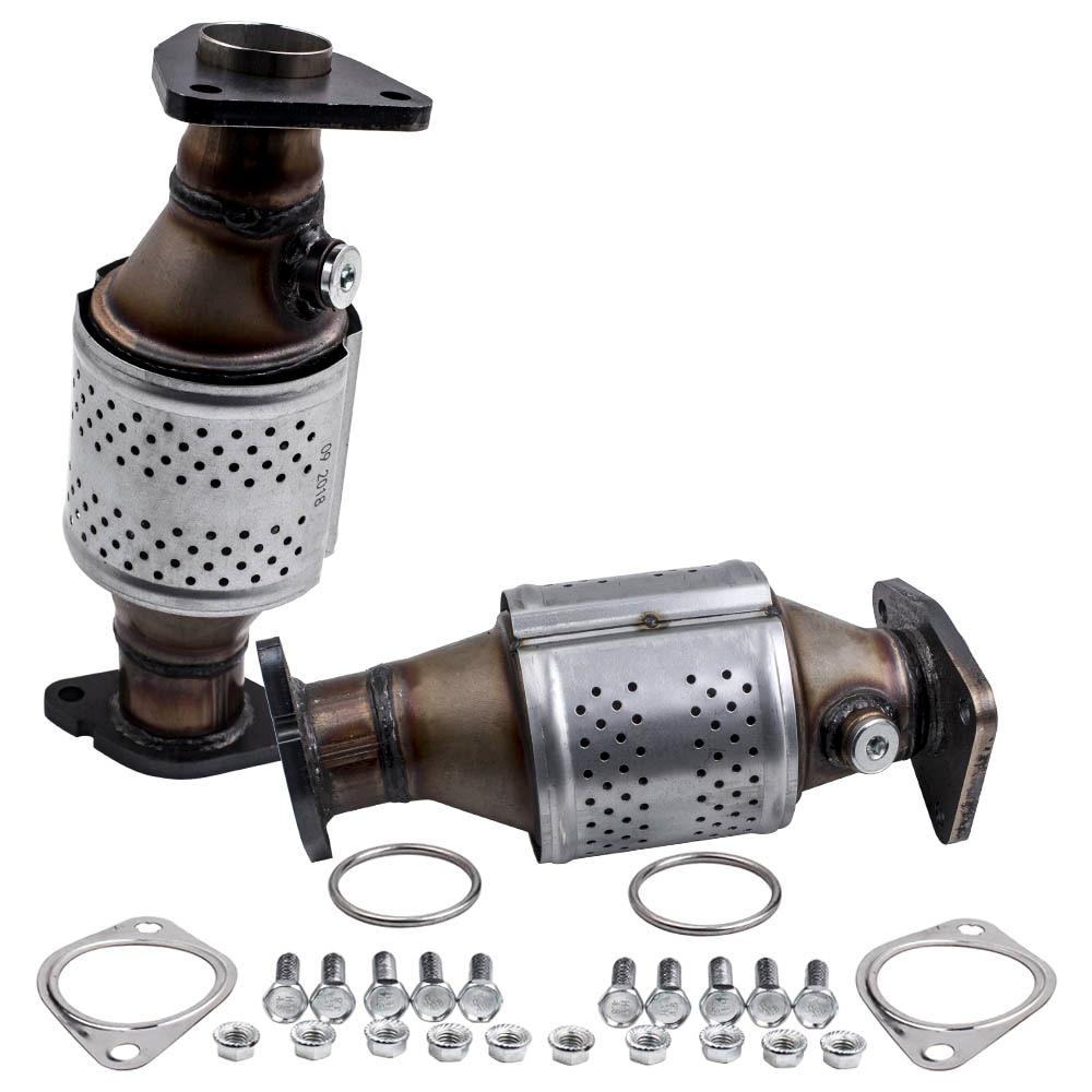 Front L+R Catalytic Converter For Nissan Frontier Pathfinder Xterra NV 4.0L V6