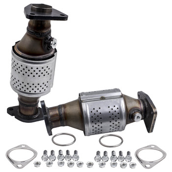 Front LR Catalytic Converter for Nissan Car