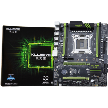 Kllisre SSD Memory ATX E5-Processor USB3.0 Xeon SATA3 REG Support M.2 X79 PCI-E ECC And