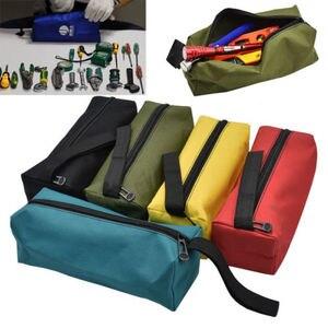 Zipper Tool Bag Pouch Organize