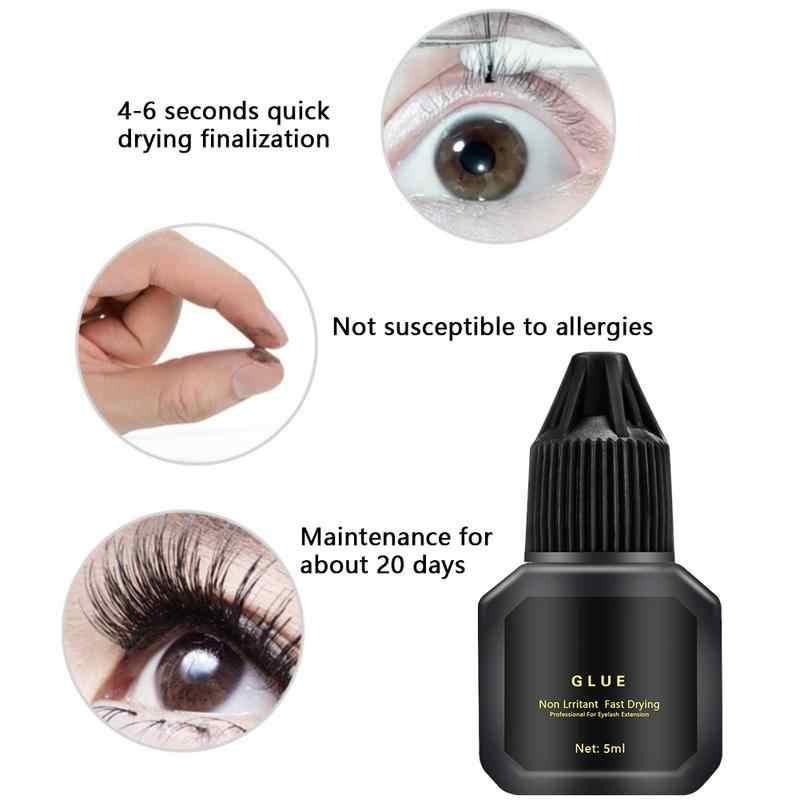 5314ce6f42d ... EXTRA STRONG Eyelash Extension Glue-Stacy Lash 5 Ml Quick-Drying  Grafting Eyelash Glue ...