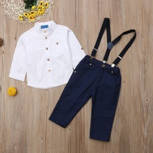 e3fcdd4a53da4 Buy toddler suspender outfits boys and get free shipping on ...