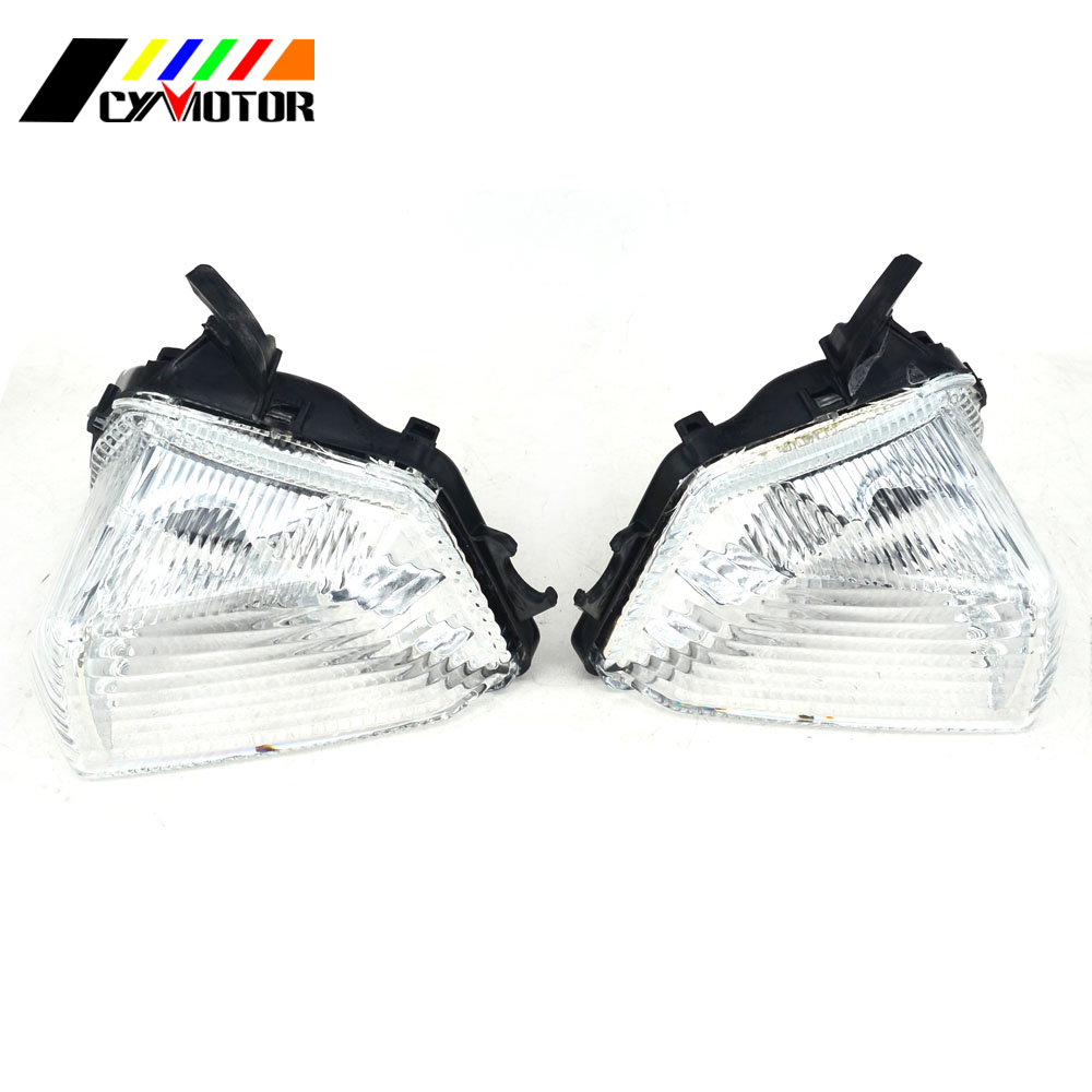 Motorcycle Turn Indicator Signal Light Lens Cover For KAWASAKI Z1000SX 2011 2012 2013 2014 11 12