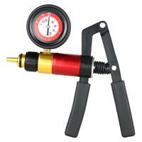 21Pcs Handheld Vacuum Pump Set Tester For Automotive With Adapters Brake Bleeder Test Kit