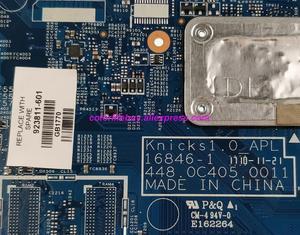 Image 4 - Echte 923811 601 923811 001 448.0C405.0011 UMA PentN4200 CPU Laptop Moederbord voor HP Pavilion x360 11 11  AD 11M AD Serie PC