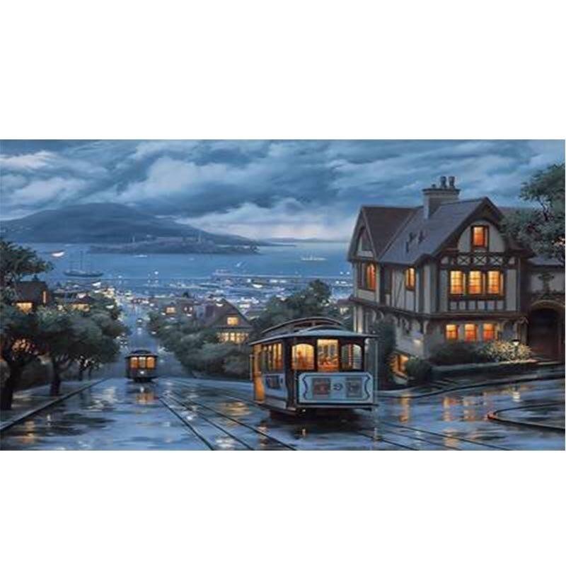 4 Style 1000 pièces puzzle en bois Carte Du Monde Street View bricolage en bois élégant paon puzzle pour enfant cadeau jouet éducatif