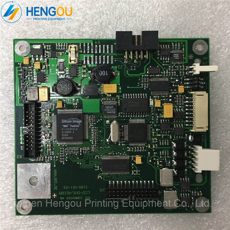 DHL free shippig offset CP2000 system shell display circuit board, 100% replacement, made in China 12 month warranty