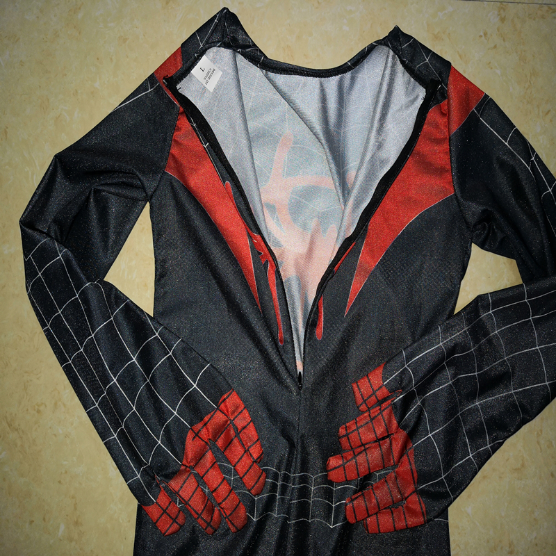 New Spider-Man Into The Spider-Verse Costume 4