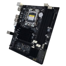 Original Motherboard Gigabyte For Socket B LGA 1366 Boards Computer Desktop Motherboard for Intel Motherboard With I/O Interface gigabyte original desktop motherboard b150 d3a ddr4 socket lga 1151 motherboard solid state integrated free shipping