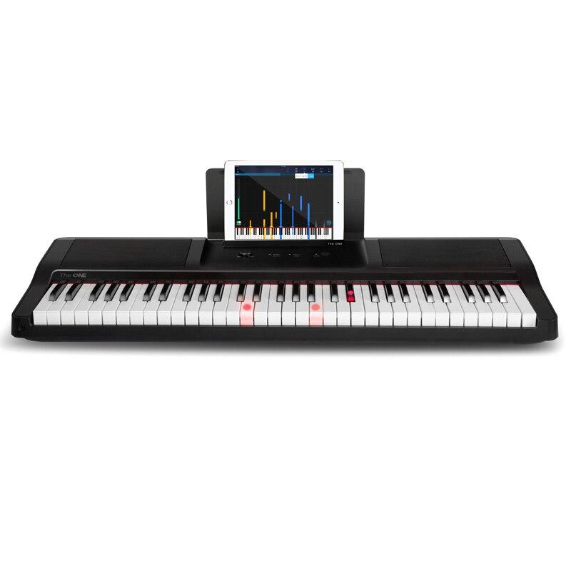Nouveauté Xiaomi Youpin 61 touches AI vérifier intelligent électronique orgue clavier Piano soutien APP intelligent jouer éducation écouteur - 4