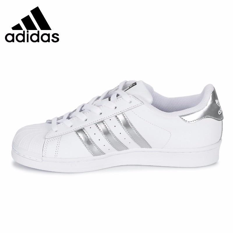 Adidas Superstar Original New Arrival Women Skateboarding Shoes Leisure Sports Outdoor Sneakers #AQ3091