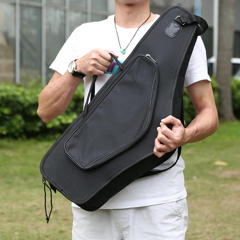 Universal Alto Saxophone Waterproof Oxford Cloth Bag Case Backpack Handbag