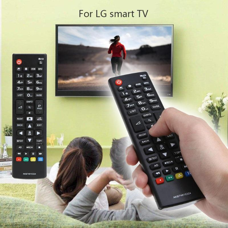 Consumer Electronics Popular Brand Ffyy-plastic Replacement 433mhz Smart Wireless Remote Control Television Remote For Lg Akb74915324 Led Lcd Tv Controller Drop