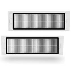 2 шт. Замена прочный вакуумный фильтр для XIAOMI MIJIA домашний комплект запчасти подметания робот пылесос запчасти