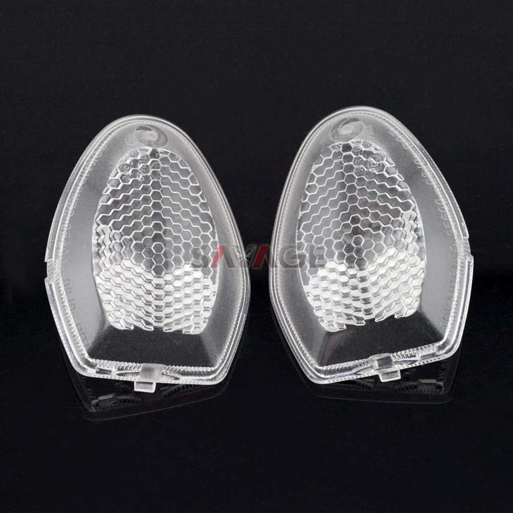 Turn Signal Light Lens For SUZUKI DL 650 V-STROM /Adventure/XT 2012-2018, DL 1000 V-STROM 2014-2018 Motorcycle Front/Rear