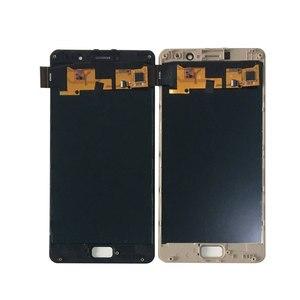 Image 5 - Axisinternational dla Lenovo Vibe P2 P2a42 P2c72 ekran LCD + ramka + Panel dotykowy Digitizer dla Lenovo Vibe P2 rama LCD