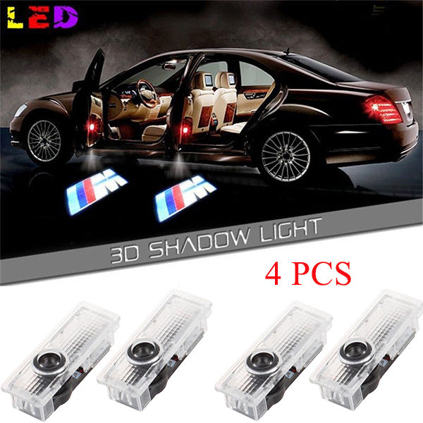 Led Door Courtesy Welcome Light M Logo Ghost Shadow Laser Projector Forbmw To Win A High Admiration Automobiles & Motorcycles Car Lights