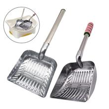 Metal Cat Litter Scoop Pet Cleaning Shovel Retractable Pickup Shovel Cat Food Spade Pet Care Tools Fast Shipping