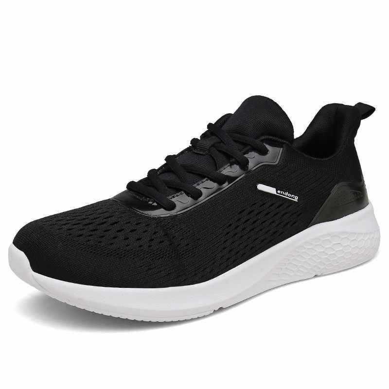 Мужская модная трендовая повседневная обувь; нескользящие мужские кроссовки; удобные мужские кроссовки; большие размеры; Zapatos; однотонная мужская обувь