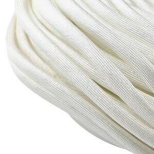 Image 2 - Hot Sale exhaust glass fiber hose insulation For Webasto Eberspacher 22mm 24mm 2M exhaust glass fibre hose lagging insulation