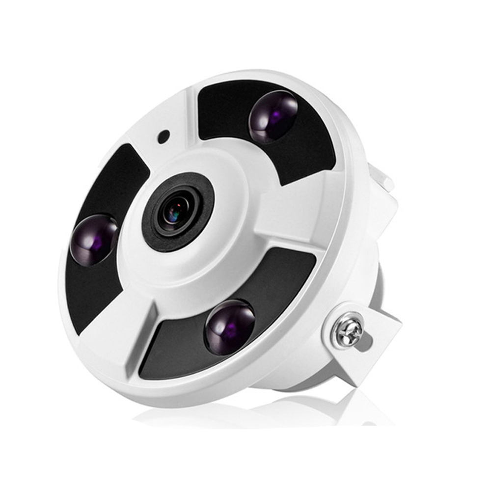 1080 P Fisheye Vr Ip caméra électronique Ptz 180 panoramique Onvif Email alarme ir-cut P2P sécurité Cctv caméra