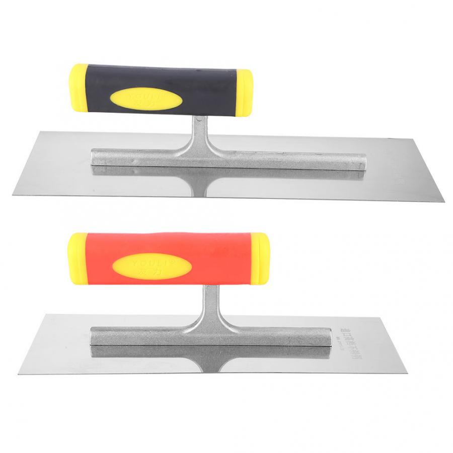 Spear /& Jackson NOTCHED TILING TROWEL 280mm Soft Grip Handle *Australian Brand