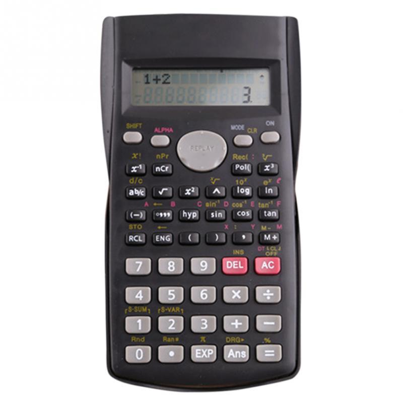 Home Office Calcolatrice Cancelleria Multifunzione Scuola di Ingegneria Calcolatrice Scientifica Calcolatrice di Ingegneria