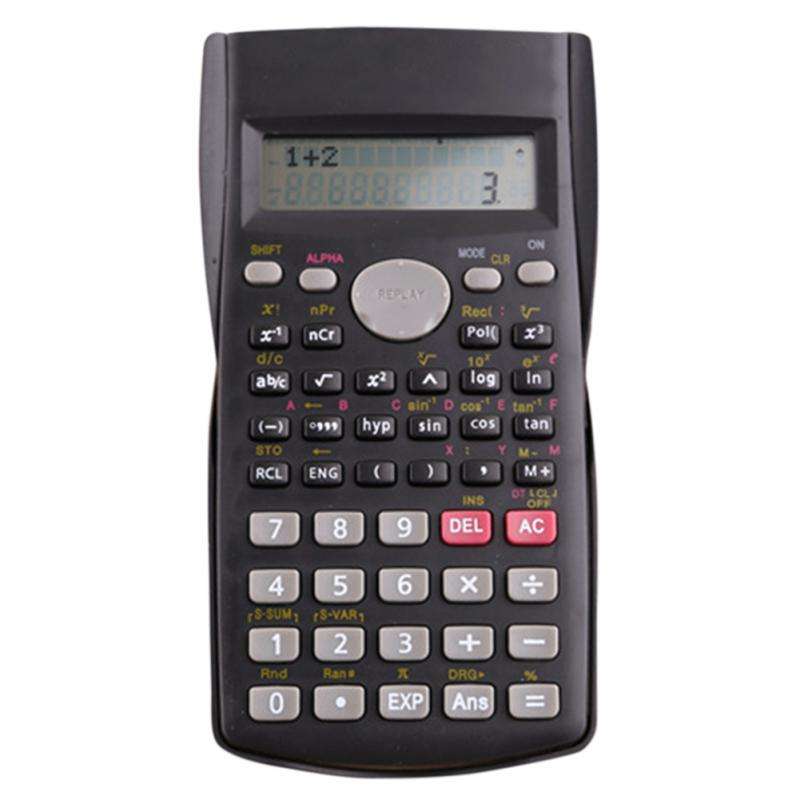 Office Home Calculator Stationery Multifunction School Engineering Scientific Calculator Engineering Calculator