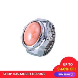 Винтажные женские часы сплав флип-кольцо кварцевые наручные часы студенческая мода декоративные часы подарок Бесплатная доставка