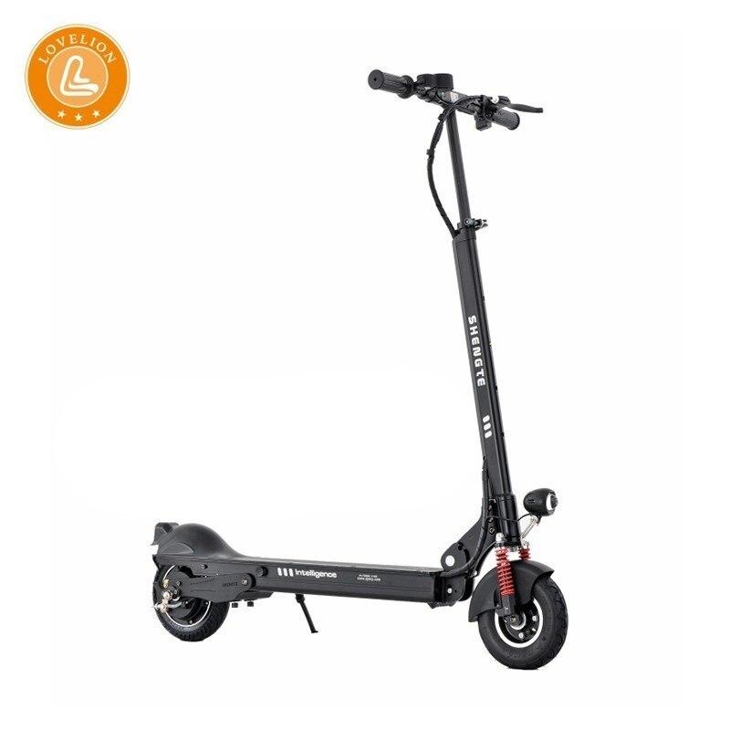 LOVELION puissance electrique adulte pli scooter génération electrique conduite pliable moto vélo véhicule scooters moto