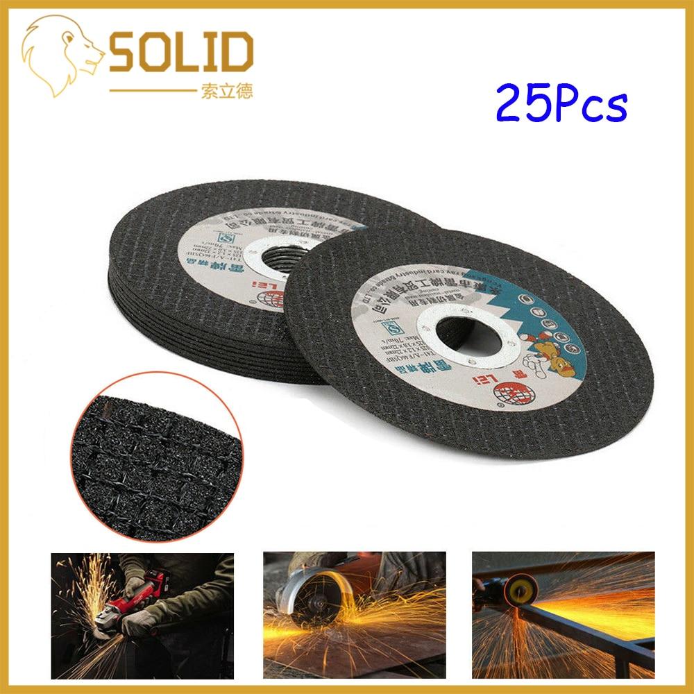 125mm Metal Cutting Disc Angle Grinder Disc Wheel Fiber Reinforced Resin Slice Saw Blade Grinding Wheel Cut Off Wheels Rotary 5