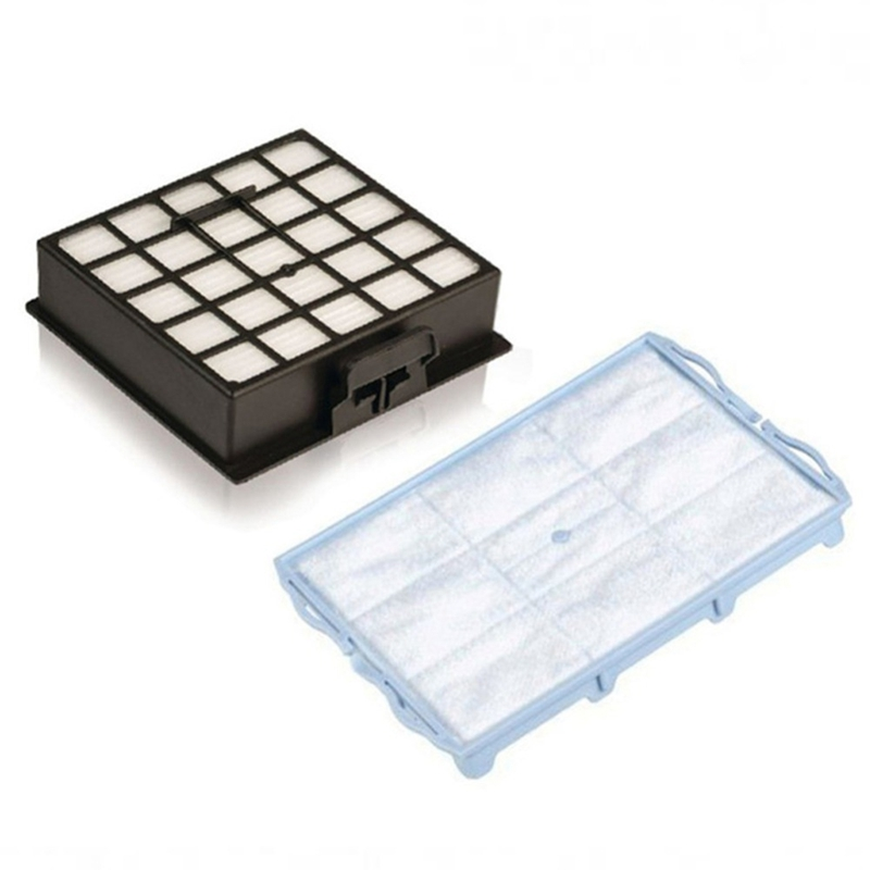 SANQ 1pcs Motor Filter And 1pcs HEPA Filter For Bosch BSGL VSZ BSD BSA Series Vacuum Cleaner Parts