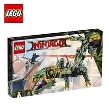 Конструктор LEGO Ninjago 70612 Механический Дракон Зелёного Ниндзя