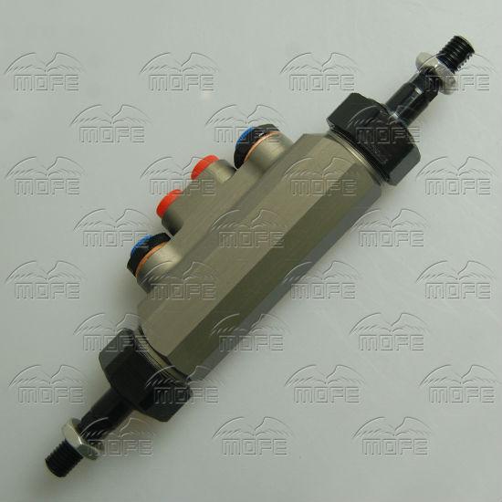 Dual Pump Tandem Master Cylinder for Drift Hydraulic Hand Brake Handbrake DSC_1050
