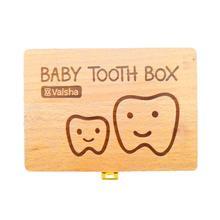 Деревянная коробка для зубов, коробка для хранения зубов, органайзер для молочных зубов, детская коробка для зубов, деревянная коробка для зубов, деревянная коробка для памяти ребенка