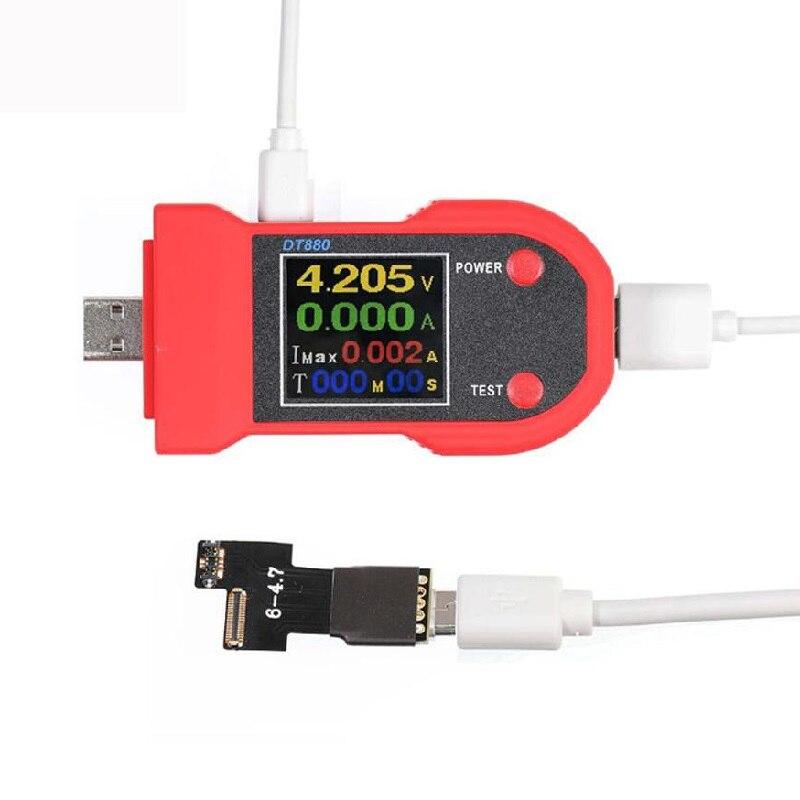 DT880 Mobile Phone Current Maintenance Tester Current Maintenance Analyzer Voltage Meter