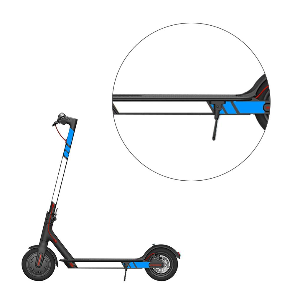For Xiaomi Electric Scooter M365 Sticker Scooter Accessories Reflective Styling Stickers Front Rear Tyre Cover 40 in Scooter Parts Accessories from Sports Entertainment