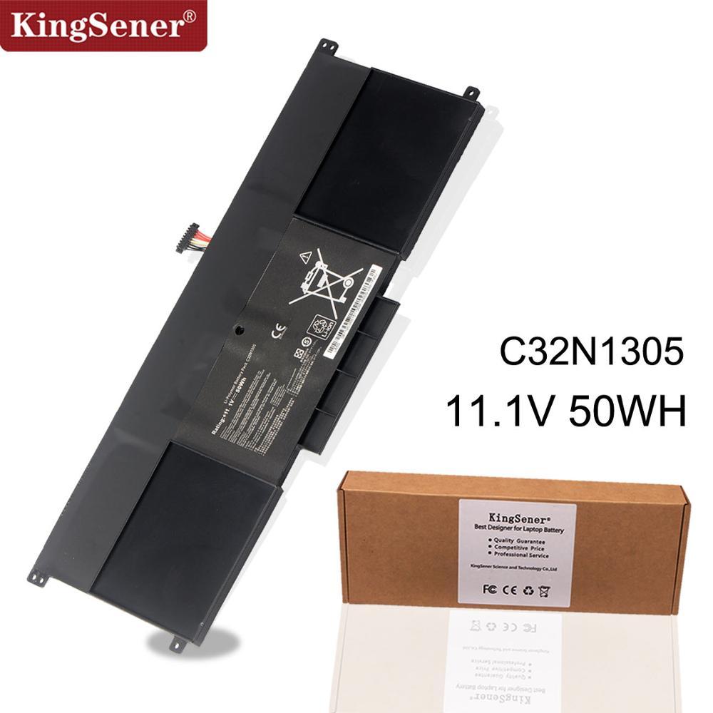 Kingsener C32N1305 batterie d'ordinateur portable pour asus Zenbook UX30 UX301L UX301LA C4003HUX301LA4500 UX301LA-1A UX301LA-1B UX301LA-C4006H