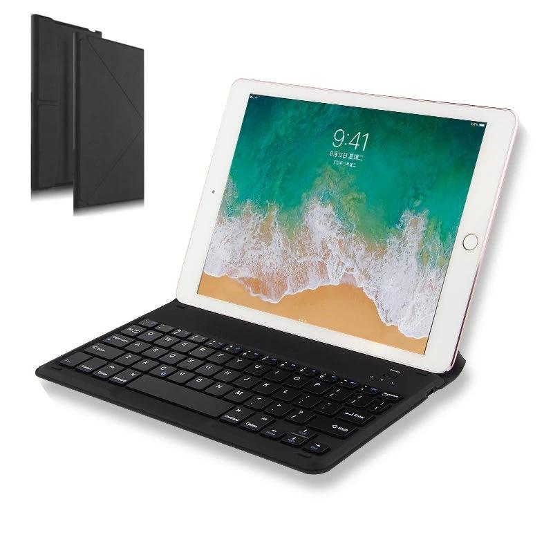 Bluetooth Keyboard For Apple Ipad Pro 10 5 Inch 9 7 11 Pro10 5 Pro9 7 Pro11 Inch Tablet Wireless Bluetooth Keyboard Stand Case Keyboards Aliexpress