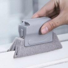Brosse de nettoyage de voiture, accessoire de voiture pour rainure de fenêtre, brosse de nettoyage automatique pour voiture contre la poussière