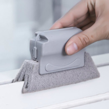 Car Cleaning Brushes Tool Window Groove Car Accessories Auto Cleaning Dust Cars Wash Window Groove Cleaner Brush Tools Home