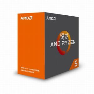 Image 2 - معالج AMD Ryzen R5 1600X CPU الأصلي 6 كور 12 خيط AM4 3.6GHz TDP 95 وات 19 ميجابايت ذاكرة التخزين المؤقت 14nm DDR4 سطح المكتب YD160XBCM6IAE