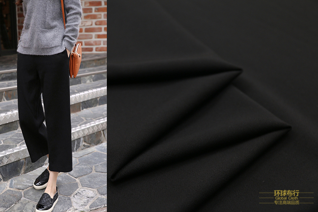 2019 Tissus Patchwork African Fabric Bazin Riche Getzner And Autumn Casual Trousers, Wide Leg Suit Trousers Thickened Trousers.