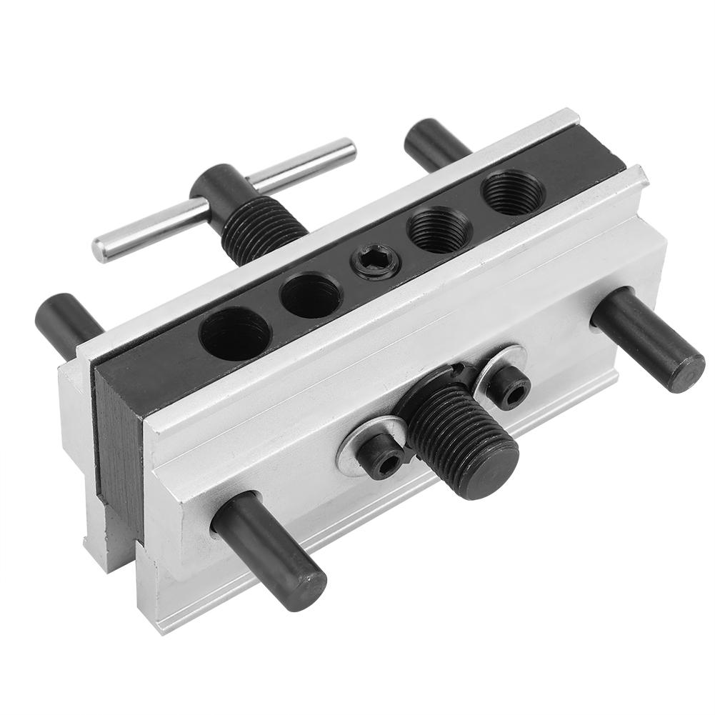 1Pcs Self Centering Dowelling Jig Dowel Hole Drilling Guide DIY Woodworking Furniture Locator Tool New Arrival