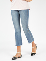 Woman jeans flare jeans