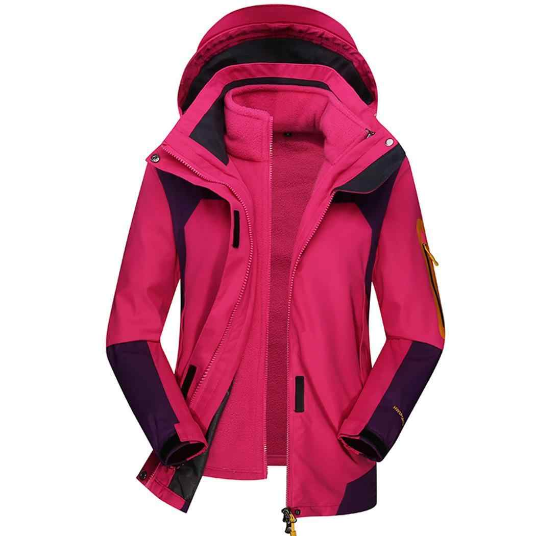 224f7bb6c Detail Feedback Questions about Top Women Men jackets winter Thermal ...