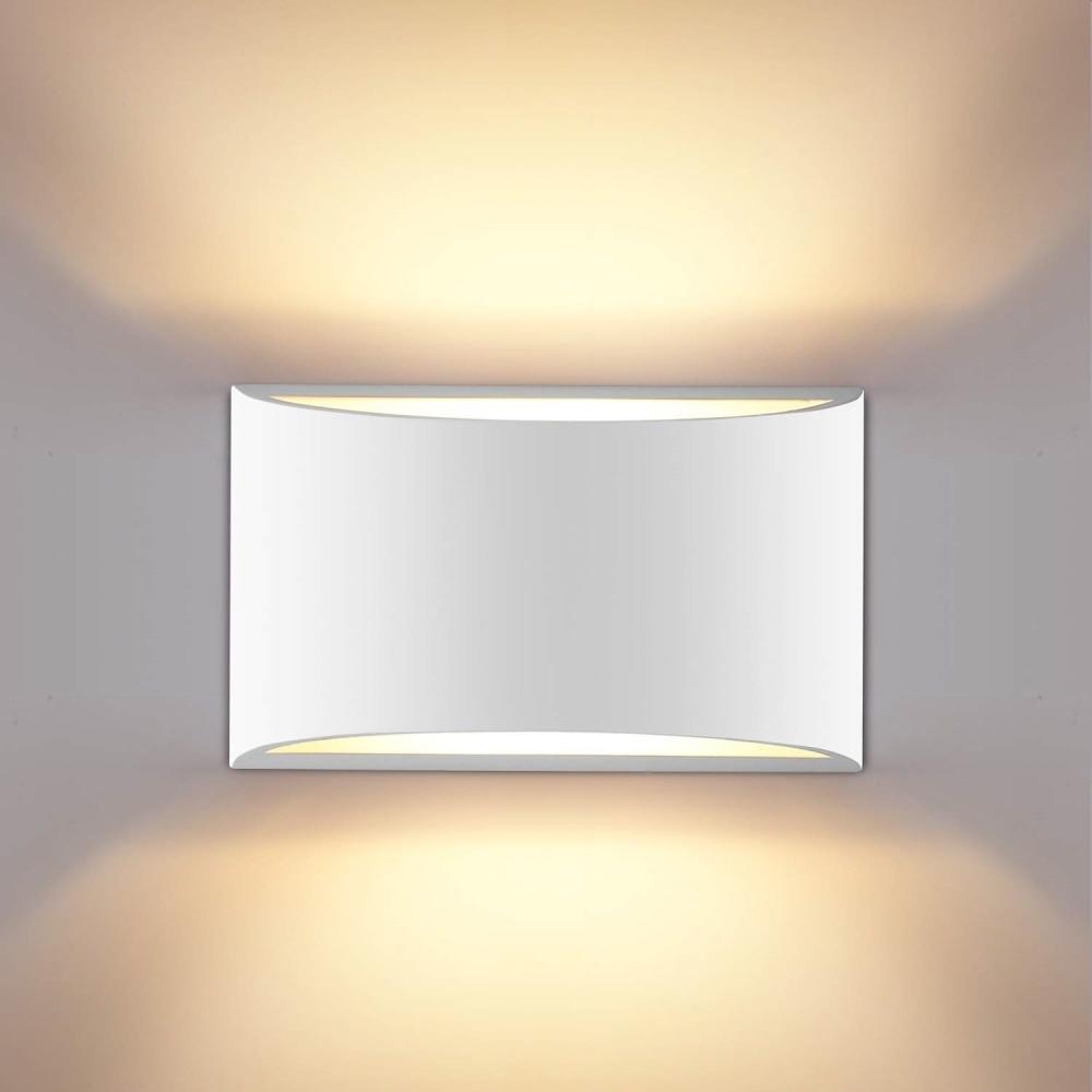 Sconce wall light Handmade white bathroom vanity bar lights Double hallway lighting