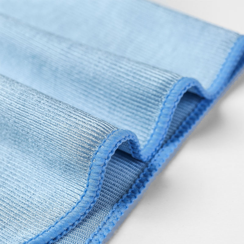 Microfiber Glass Cleaning Towel No Trace No Lint  Rag Mirror Cleaning Cloth  Cleaning Towe Wipe Glass Cloth