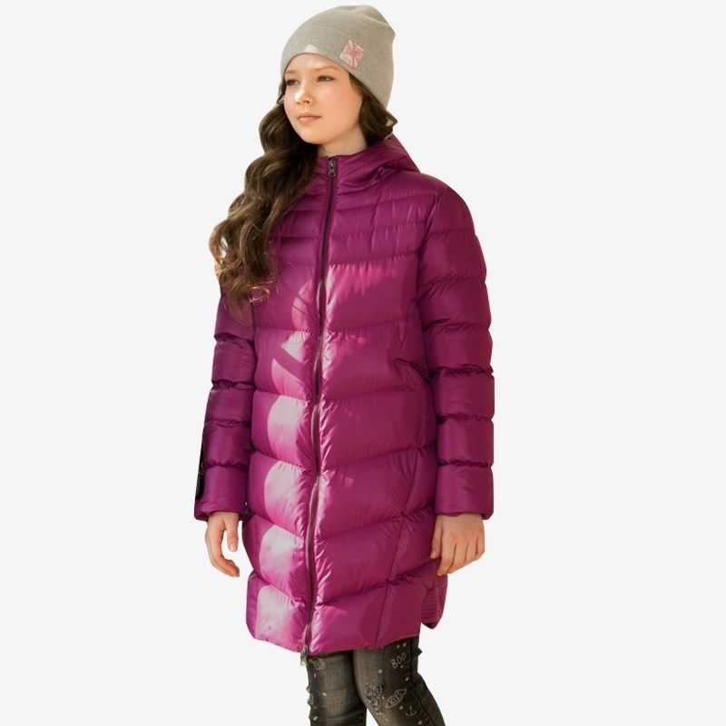Down & Parkas Sweet Berry Coat sewing for girls kid clothes 2016 children down coat winter baby boy padded jacket for girls parkas outerwear hooded cotton padded infant overcoat clothes