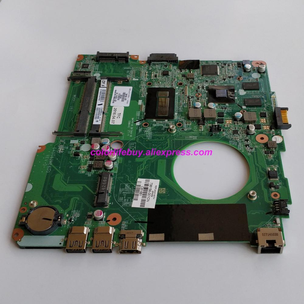Image 5 - Genuine 738156 501 738156 001 DA0U82MB6D0 w 740M/2GB GPU w i5 4200U CPU Laptop Motherboard for HP 14 N Series NoteBook PC-in Laptop Motherboard from Computer & Office